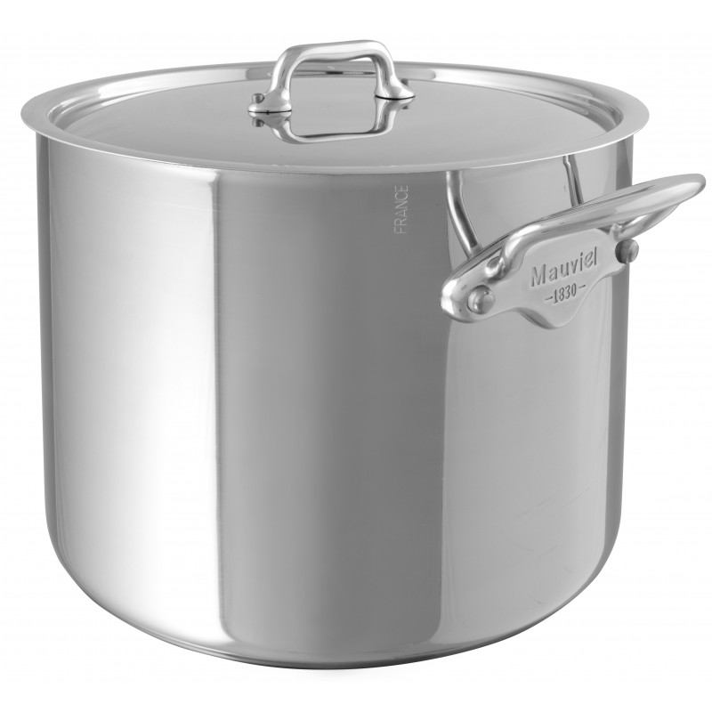Mauviel Cook Style suppegryde 9,5L-31