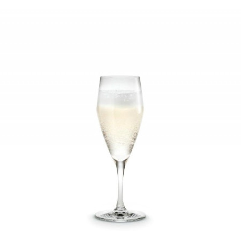 Holmegaard Perfection Champagneglas 23cl. 6 stk.-30