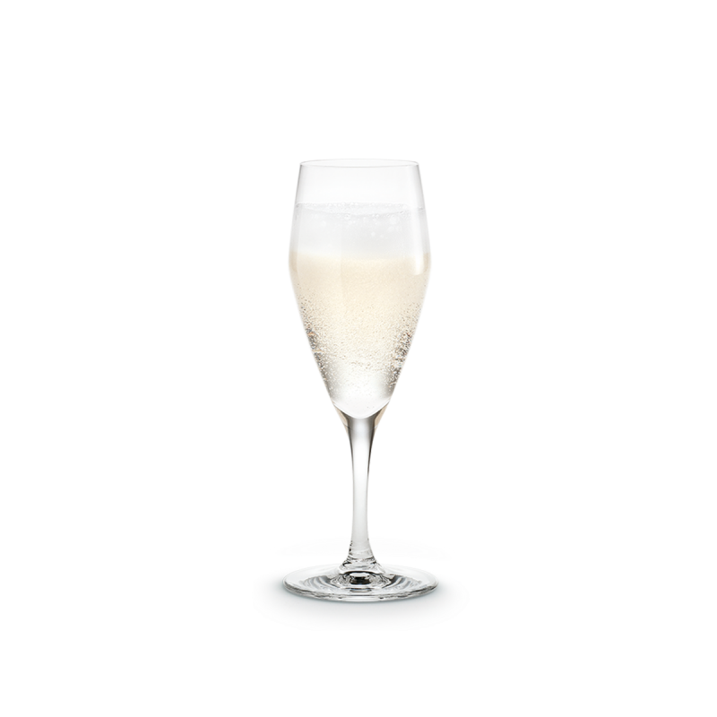 Holmegaard Perfection Champagneglas 23cl. 6 stk.-31