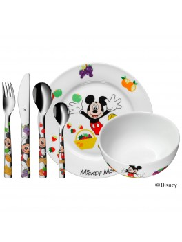 WMF Børneservice Mickey Mouse 6 dele-20