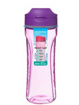 Sistema Tritan Swift bottle 600 ml. lilla-20