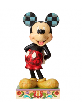Stor Mickey Mouse 62 cm.-20