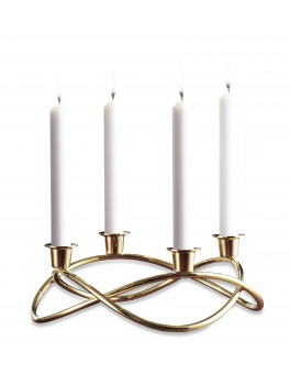 Georg Jensen Season Stage Forgyldt-20