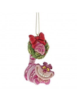 Disney ornament Cheshire i krans-20