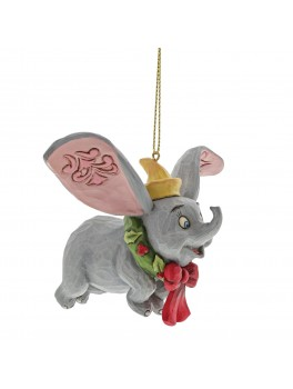 Disney ornament Dumbo i krans-20