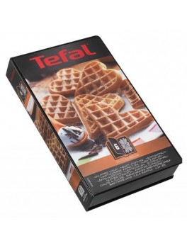 Tefal Snack Collection Plade Hjerteformede vafler-20