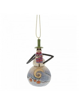 Disney ornament Jack Skellington-20