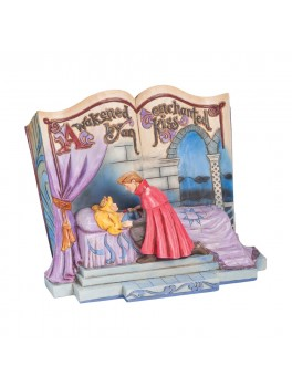 "Disney Traditions Tornerose ""Enchanted Kiss""-20"