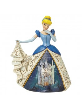 "Disney Traditions Askepot ""Midnat ved ballet""-20"
