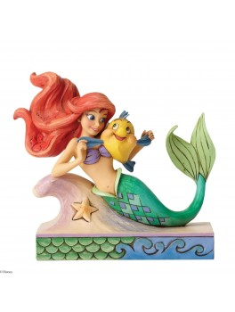 "Disney Traditions Ariel ""Fun and Friends""-20"