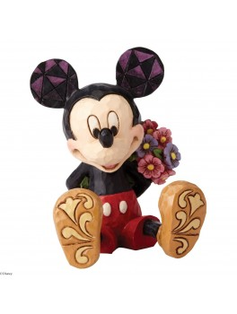 DisneyTraditionsMickeyMouseMedblomster-20