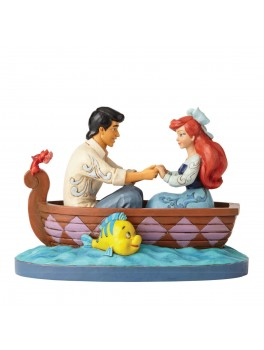 "Disney Traditions Den lille havfrue ""Waiting for a kiss""-20"