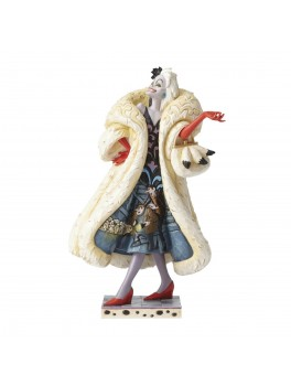 "Disney Traditions Cruella de Vil ""Devilish dogsnapper""-20"
