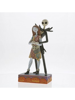"Disney Traditions Jack and Sally ""Fated romance""-20"