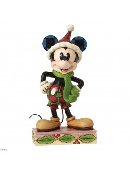Mickey Mouse figuer - Glædelig Mickey