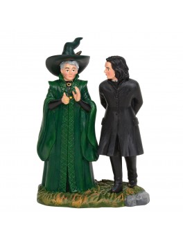 Harry Potter Professor Snape og professor Minerva figur-20