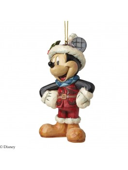 Julefigur ornament Mickey-20