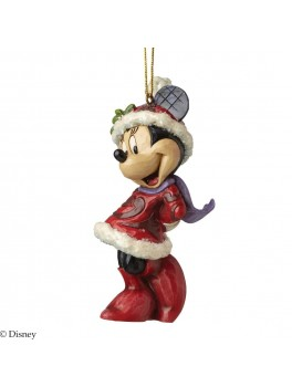 Julefigur ornament Minnie-20