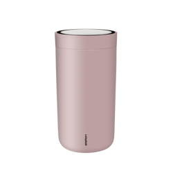 Stelton To-Go Click Termokop, 0,2 liter Soft Lavender