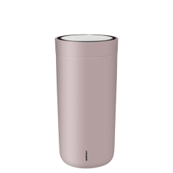 Stelton To-Go Click Thermokop, 0,4 liter Soft Lavender