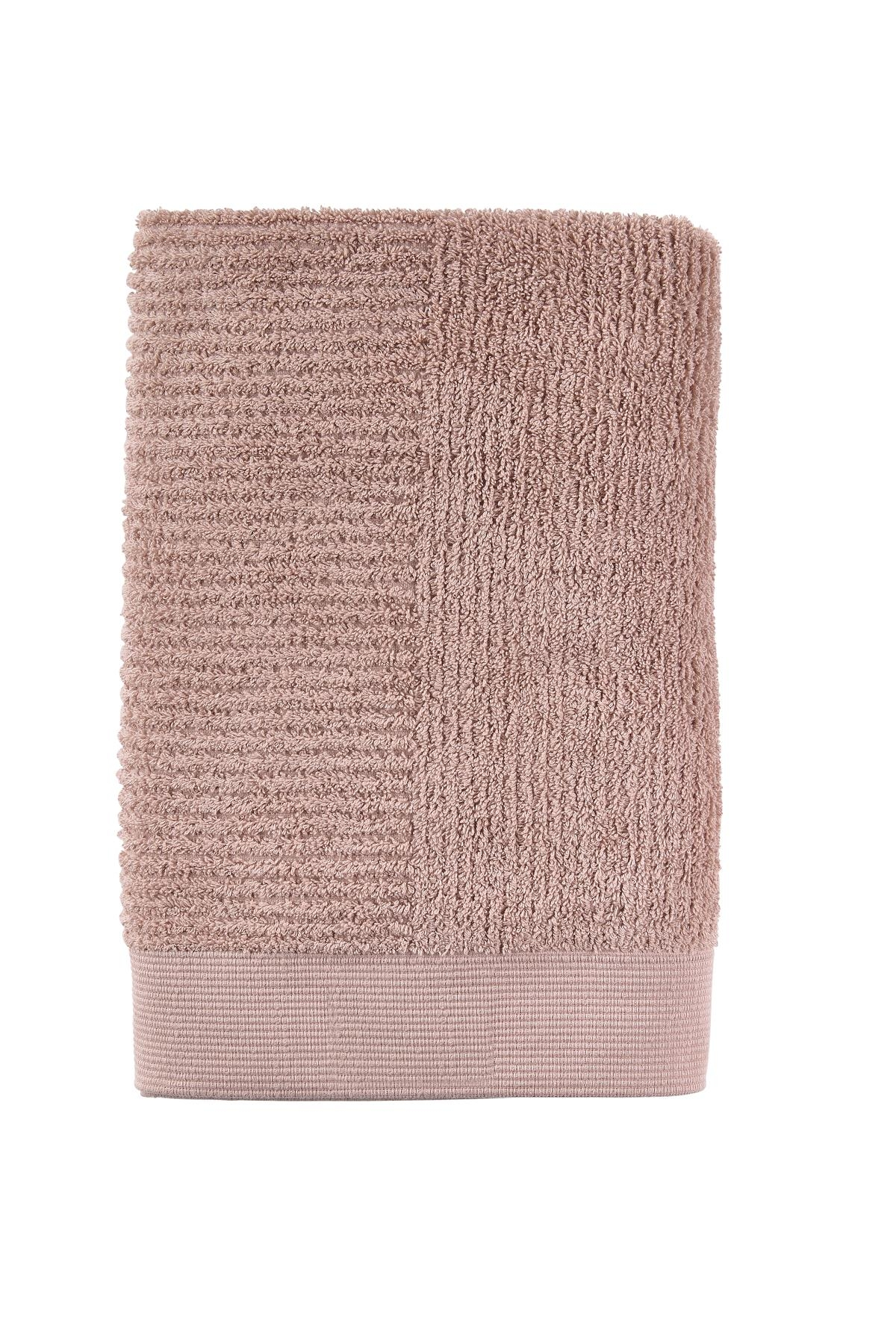 Zone Classic  håndklæde 70 x 140 Nude